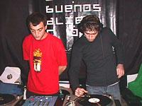 Simbad y Mariano DC