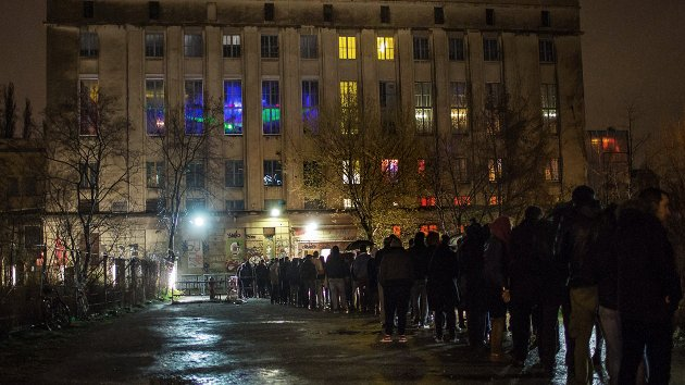 Berlin Clubs - Berghain