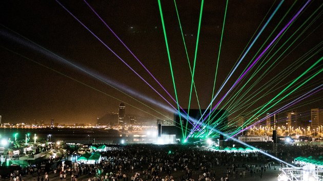 Aphex Twin en Primavera Sounds BCN 2016