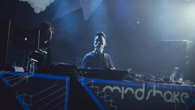 Ariel Rodz y Ronan Portela en Club4