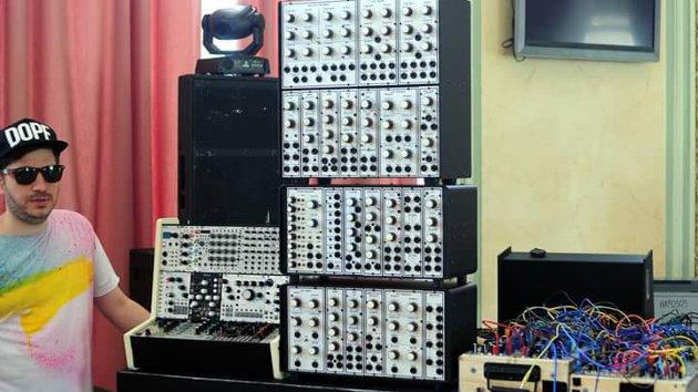 Bruno De Vicenti y sus modulares