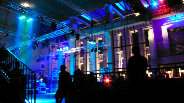 Panorama Bar @ Berghain