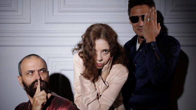 Dj Union: Dr Trincado, Carla Tintoré, Diego Ro-k