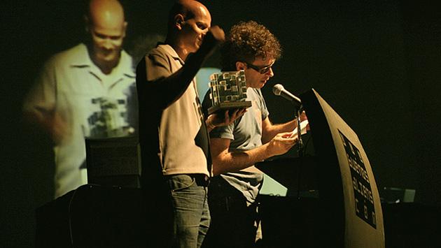 Gustavo Cerati en Premios Buenos Aliens 2004