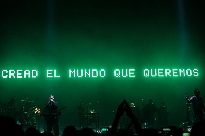 Massive Attack en Festival Ceremonia 2019