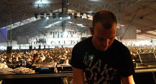 Sander Kleinenberg en Cream Arena