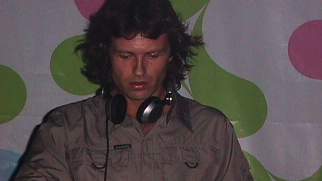 Hernán Cattáneo en Creamfields 2001