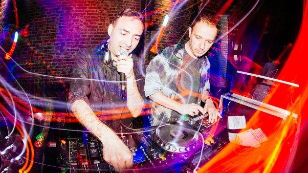 Djs Pareja en Brandon. Foto: DAM.ph