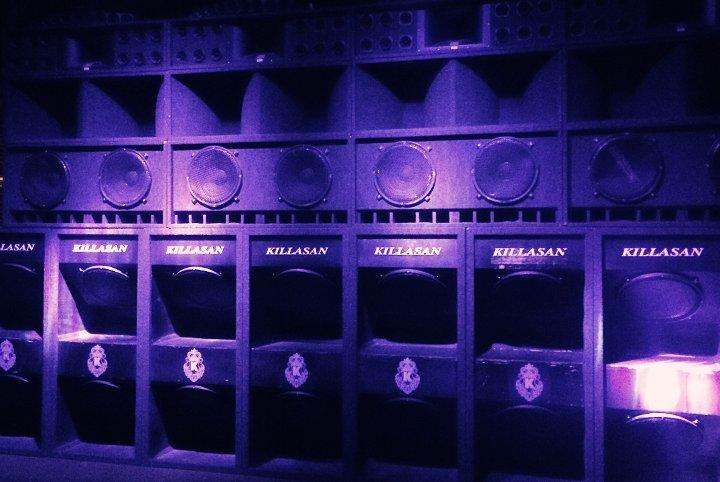 Killasan, el soundsystem de Fiedel