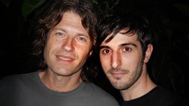 Graziano Raffa y Hernán Cattáneo