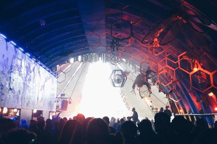 Fusion festival, Lärz, Alemania