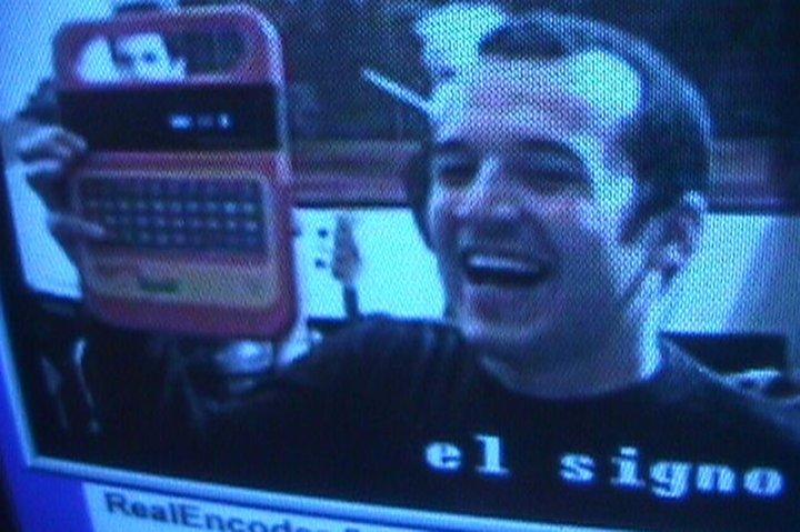 El Signo en Buenos Aliens Vivo, 28/07/1999