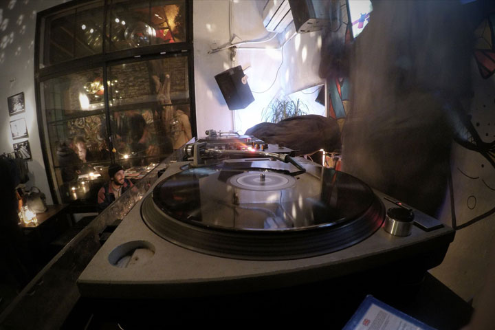 Levitar discos