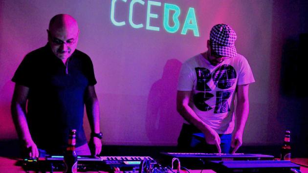 Luis Marte en CCEBA