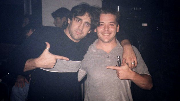Diego Ro-K y Darren Shambhala en Magic, 2000