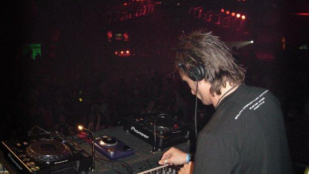 Marco Bailey en SAMC 2004