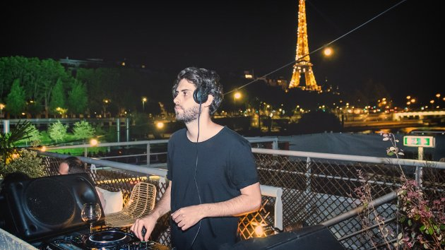 Nacho Bolognani en Monsieur Mouche, París