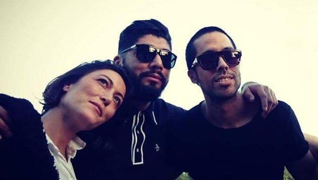 Max & Nim con Francesca Lombardo