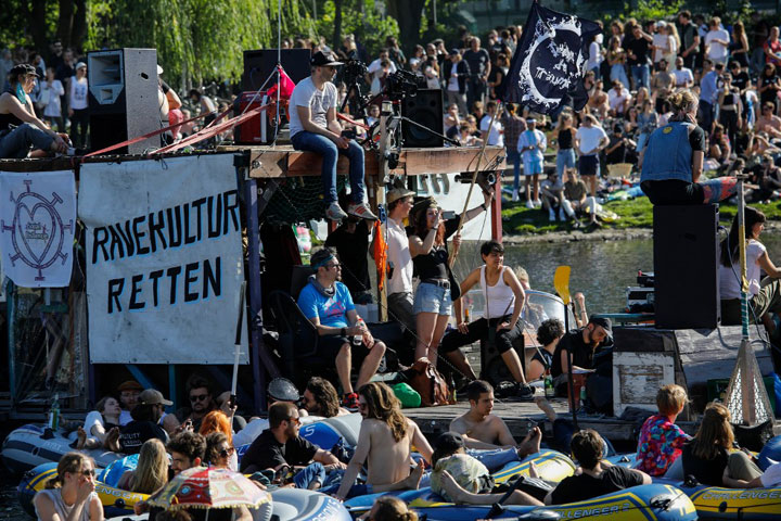 Rave Berlin