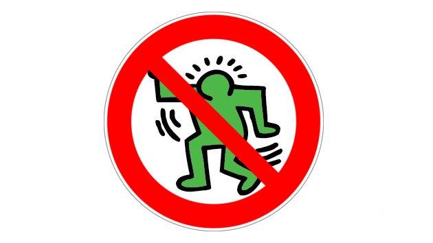 La prohibición del baile