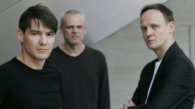 Raster Noton: Olaf Bender, Frank Bretschneider y Carsten Nicolai