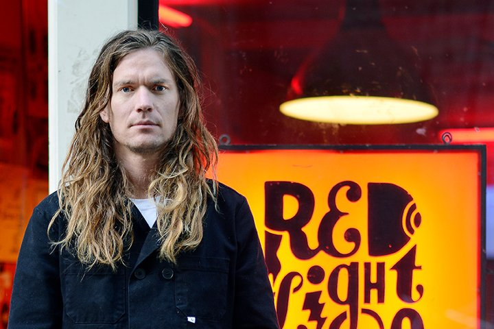 Hugo van Heijningen, de Red Light Radio
