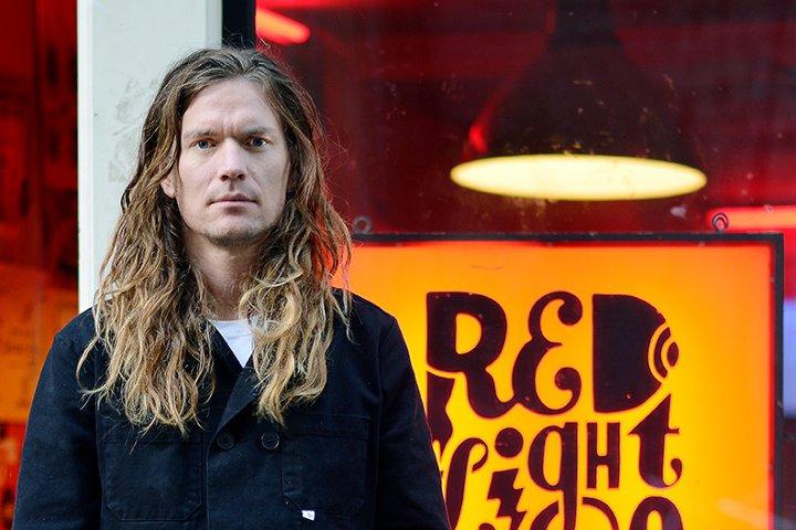 Hugo van Heijningen, de Red Light Radio