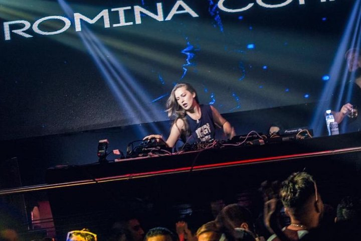 Romina Cohn en Crobar