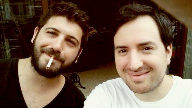 Cape y Jorge Savoretti