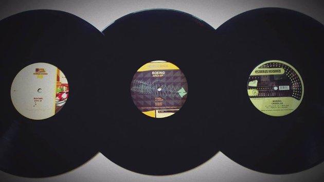 Los vinilos de Estatus Discos y Secsy Music