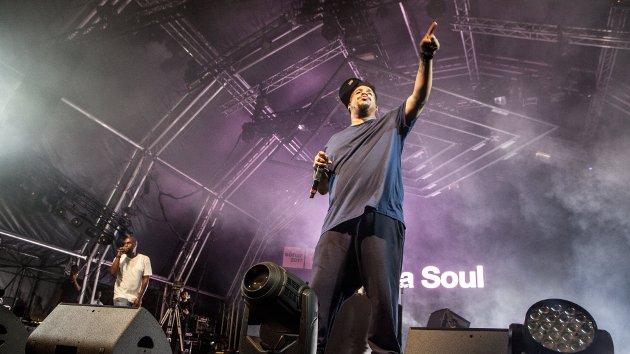 Sonar 2017 BCN - De La Soul