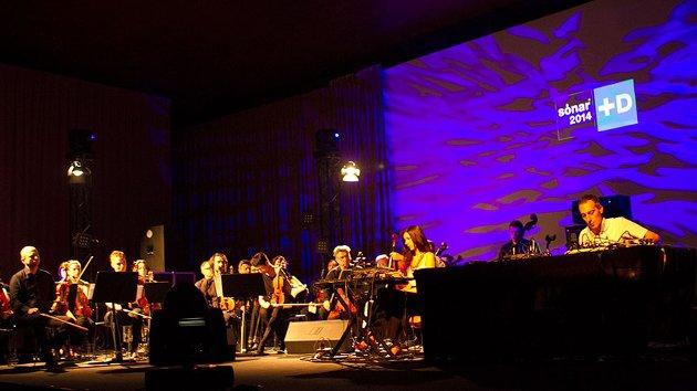 Oren Ambarchi, Sónar 2014