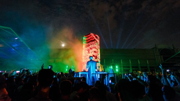 Plastikman en Sónar 2014