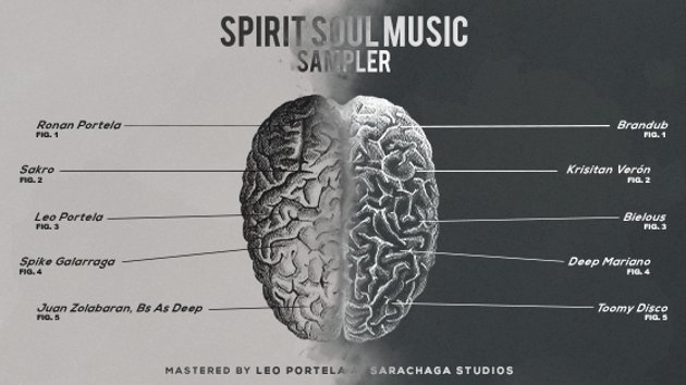 Spirit Soul Music Sampler Vol 1