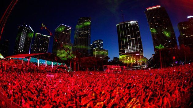 Ultra Music Festival, Miami, 2012