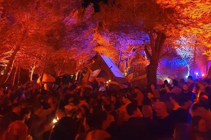 Unum Festival - Pine Stage